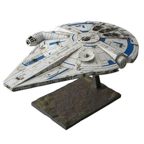 Build the Millennium Falcon - Factory Fresh!