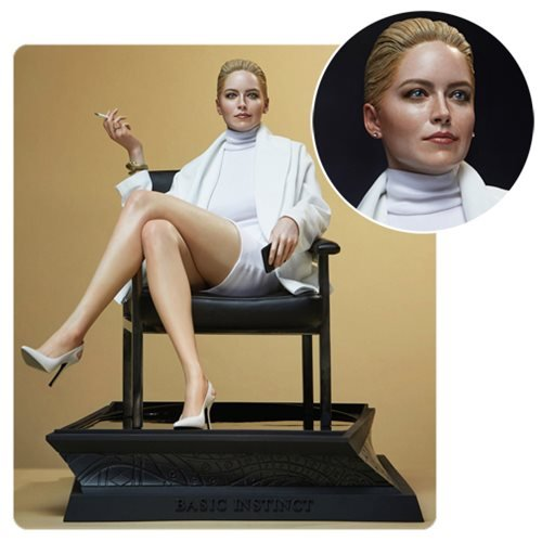 Basic Instinct - The Statue