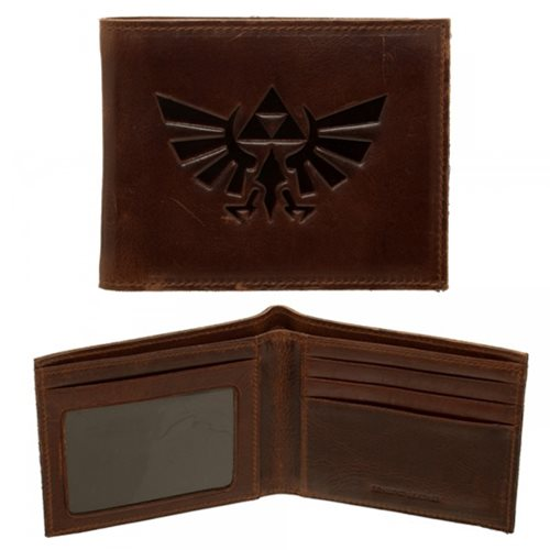 Incredible Zelda Wallets Protect Your Rupees