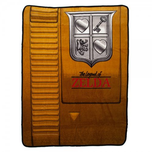 Zelda: The Gold Cartridge: The Blanket