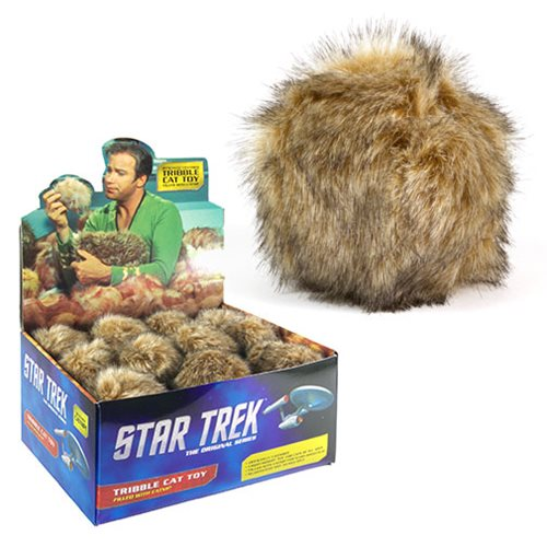 Cat Toys... the Final Frontier