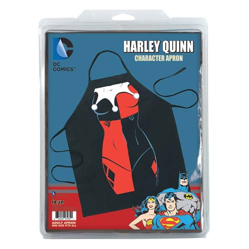 Daily Deal - Cook Like Crazy with This Harley Quinn Apron!