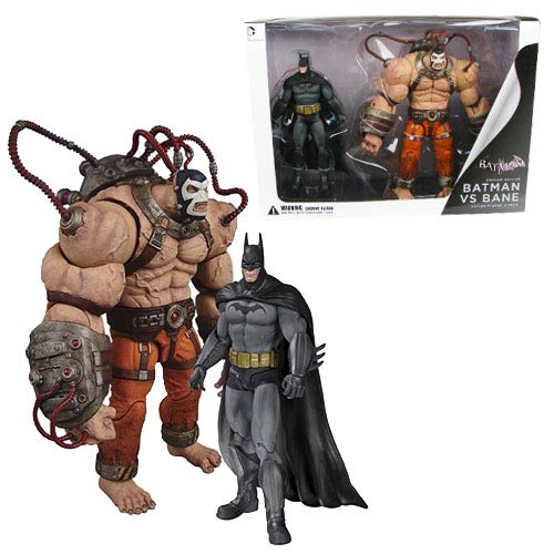 Batman Arkham City 2-Packs! Up to 40% Off!