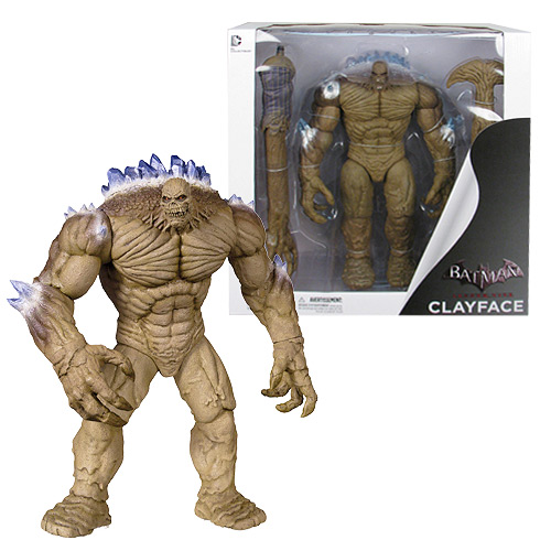 The Ultimate Clayface Action Figure!