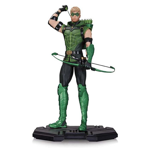 The Green Arrow Strikes Again!