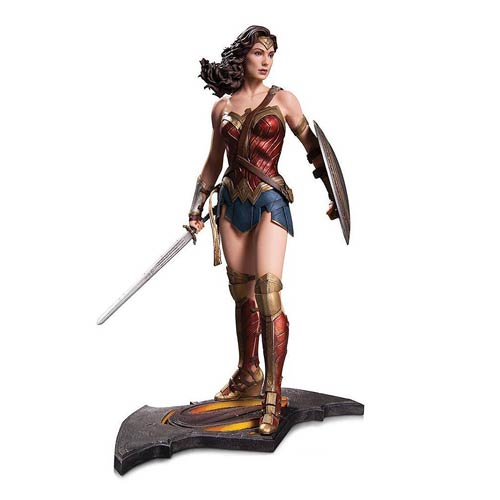 Wonder Why Wonder Woman Isn�t in Your Collection