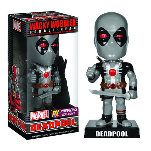 Romance Your Valentine with Deadpool Gifts - On Sale Today Only!
