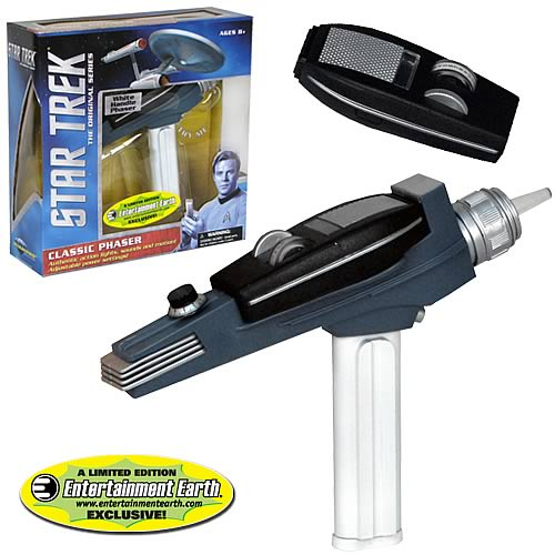 Today Only - Get 50% Off Star Trek Phasers!