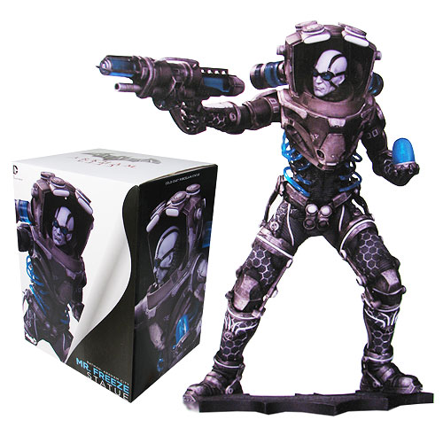 New Mr. Freeze Statue Ships Free!