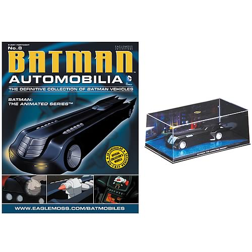 The Coolest Car Ever - The Batmobile