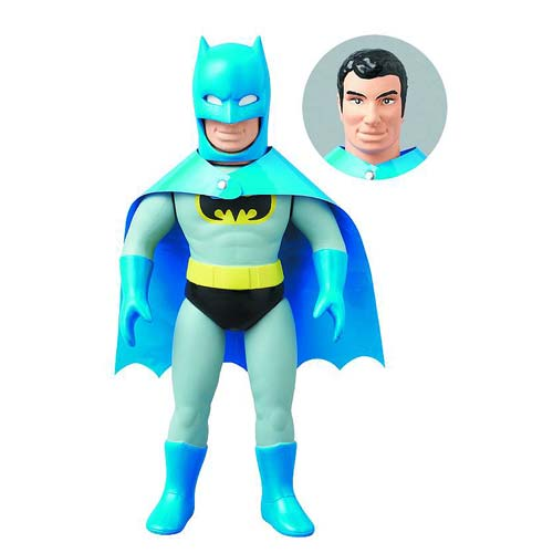 Japanese Batman Figure - Check Out this Vinyl Import!