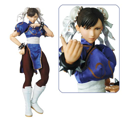 Chun-Li Version 2.0 Is Ready for Serious Action!