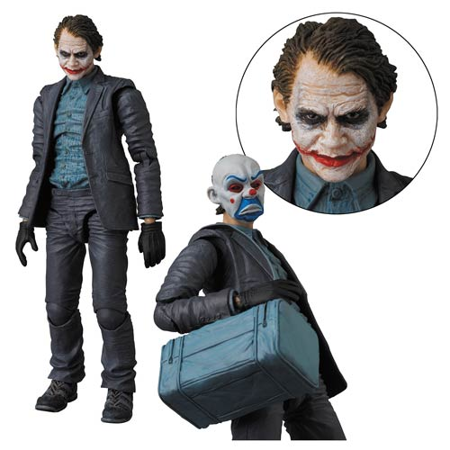 Batman Dark Knight Joker Ver. 2 Miracle Action Figure PX
