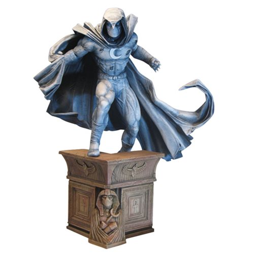 Moon Knight - Now an Awesome Statue