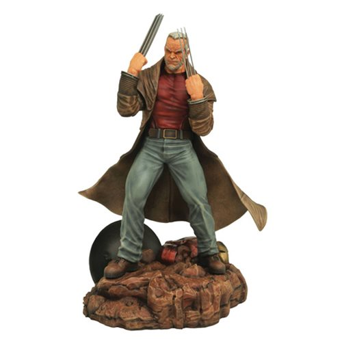 Statue to Commemorate Old Man Logan