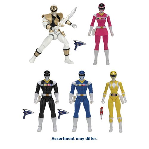 It's Morphin' Time - New Legacy Ranger Figures!