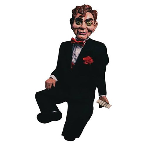 Goosebumps - Slappy the Dummy Is Alive!