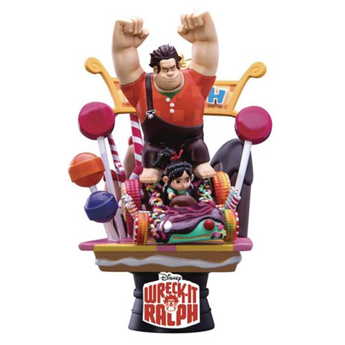 Wreck-It Ralph Statue Won't Wreck Your Budget