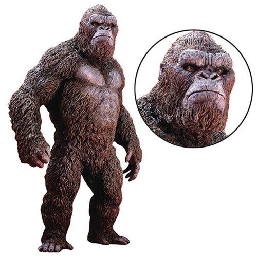 Go Ape for Soft Vinyl Kong Statue!