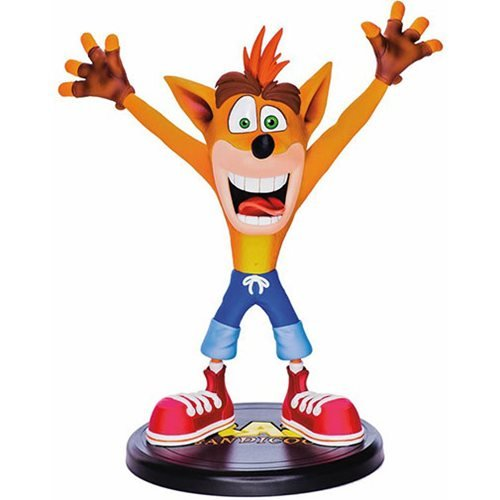 Crash Bandicoot - A Blast from the Past!