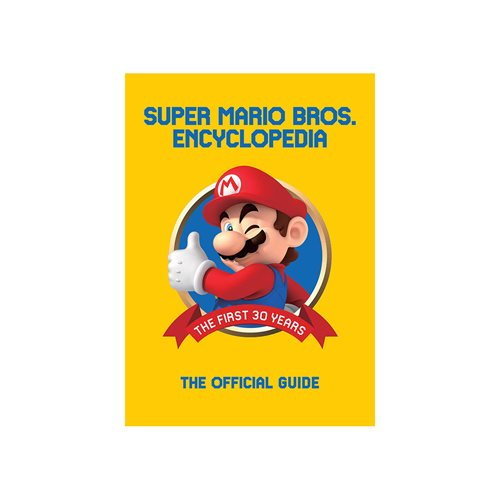 Love Mario Games? You Need This Book!