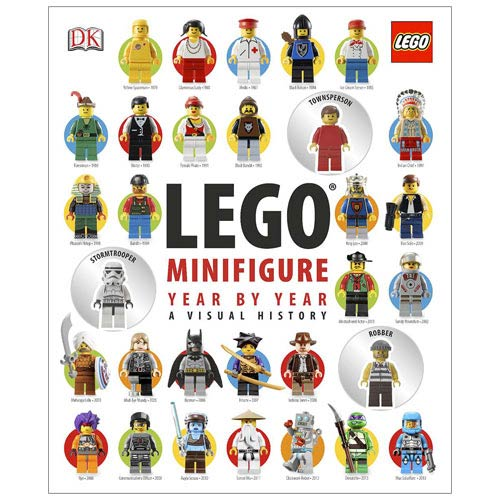 Learn about LEGO - Decades of Minifigures