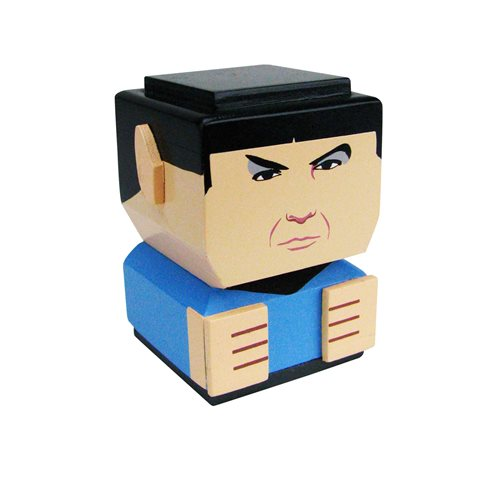 Spock Rocks - Totem-ly New Figure!