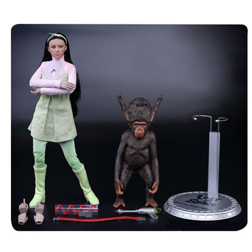 Classic Lost in Space Penny Robinson Figure - with Friend!