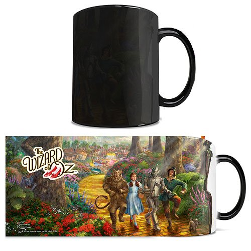 Journey to the Land of Oz with This Morphing Mug!