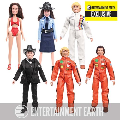 Dukes of Hazzard 8-Inch Action Figure Set - EE Exclusive
