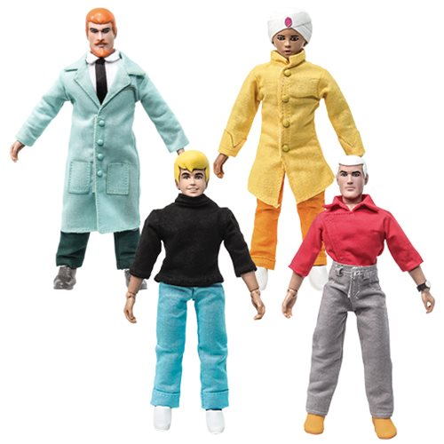 Jonny Quest Is Back - Retro Action Figures!