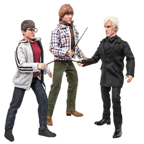 School Your Collection with Harry Potter Action Figures