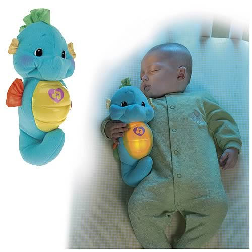 Fisher-Price Seahorse Plush Just $9!
