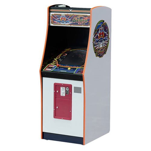 Step Back in Time with This Video Arcade Statue