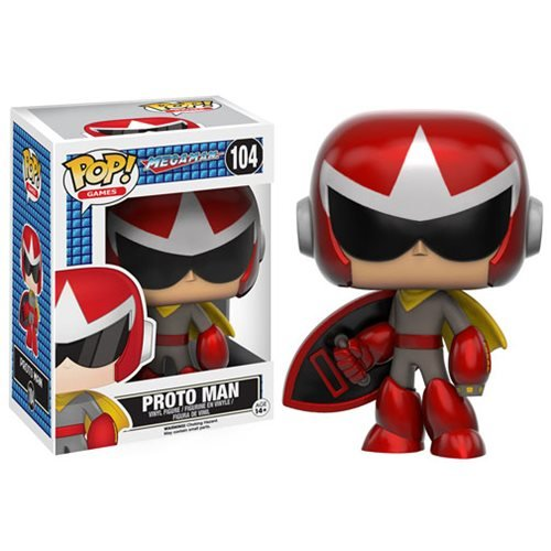 Mega Man Protoman Pop! Vinyl Figure