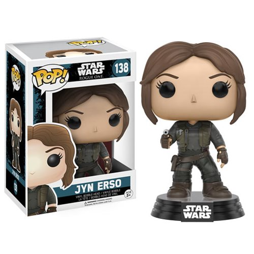Go Rogue - Jyn Erso Is Popping into Battle