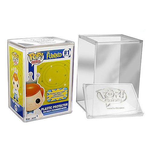 Protect Your Pop! Vinyl Figures with These Cases