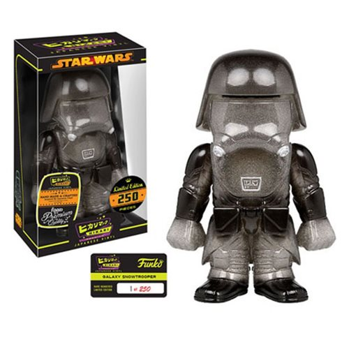 Star Wars Galaxy First Order Snowtrooper Hikari Vinyl Figure