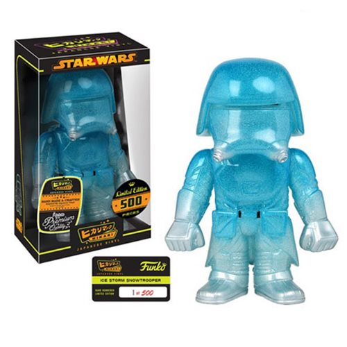 Star Wars Ice Storm First Order Snowtrooper Hikari Figure