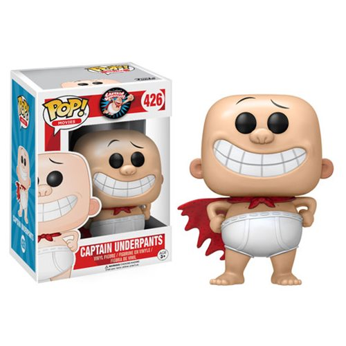 Captain Underpants Hits Theaters This Week