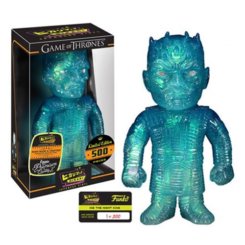 Game of Thrones Ice Night King Hikari Vinyl Figure