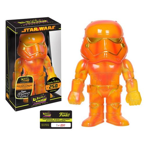 Star Wars Inferno First Order Stormtrooper Hikari Figure