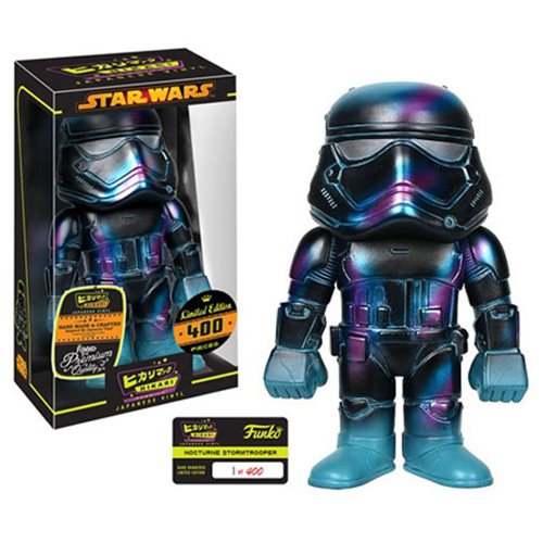 Star Wars Nocturn First Order Stormtrooper Hikari Figure
