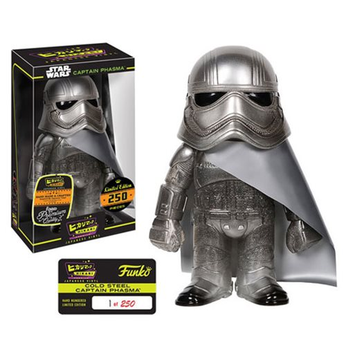 Star Wars Cold Steel Captain Phasma Hikari Figure