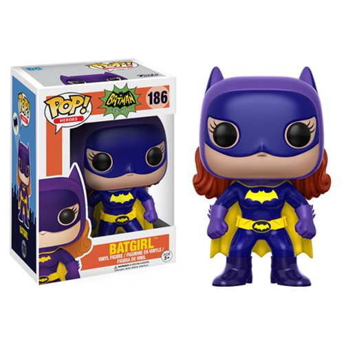 Batgirl's Having a Great Month