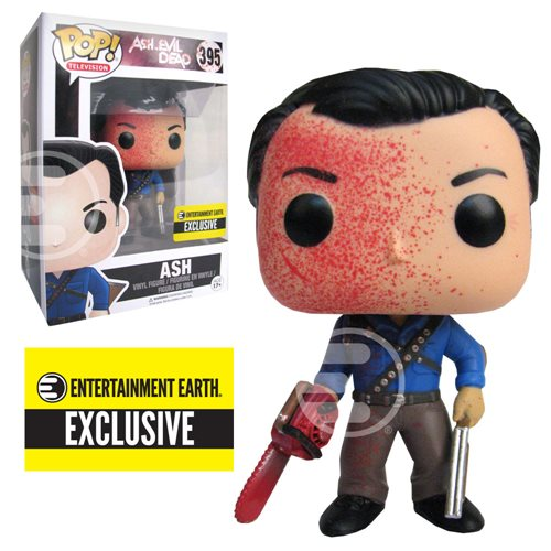 Bloody Ash Exclusive