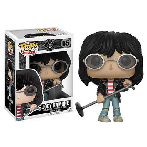 Celebrate Four Decades of the Ramones with Joey