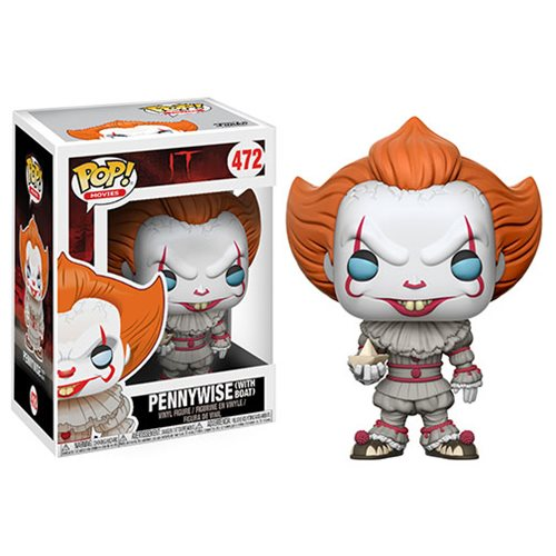 It's Creepy Clown Time - Pre-Order Pennywise Now!