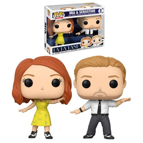 La La Land Pop! Vinyl Figures Are Coming
