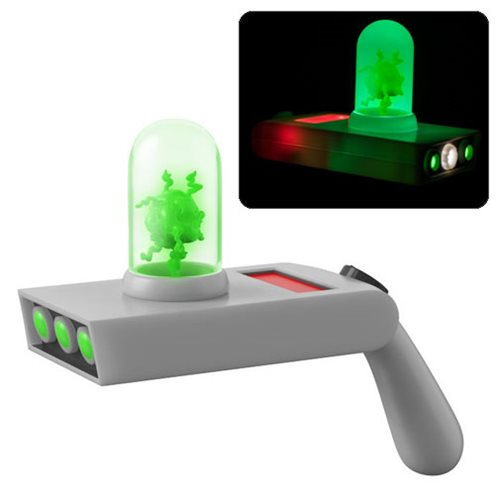 Bring Home Rick and Morty's Portal Gun!